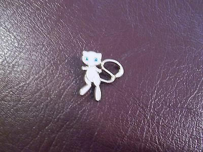 Pokemon 20th Anniversary Mew Collectable Pin Mint Cond.!