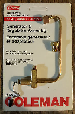 Bnip Coleman Generator 505A, 505B, And 505 Stoves, 505A5571 Free Shipping