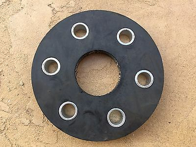 New Flex Coupler Rubber Pad Disc with Spacers installed on Free shipping