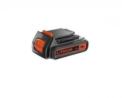 Black+Decker BL1518-xj 18 V 1,5 A Lithium Ion Battery