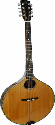 Ashbury Iona OCTAVE MANDOLA. Onion-shape body, solid spruce top. From Hobgoblin
