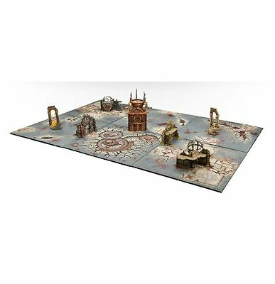 Warhammer Age of Sigmar Scenery Set - New & Boxed. RRP £125.