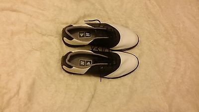 Size 9.5 Adidas Men`s  Golf shoes  free and fast delivery