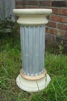 """Latex Rubber Mould Mold Moulds  Of A  Pillar / Column 20"""" Height"""