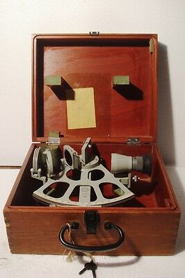 FREIBERGER Marine Sextant - No. 840259 -Boat /Nautical /Maritime