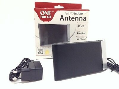 Antena Tdt One For All Sv9335 Full Hd 3D  1546152