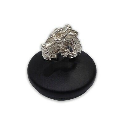 Anello Ring Drago in argento 925% - AN13/A