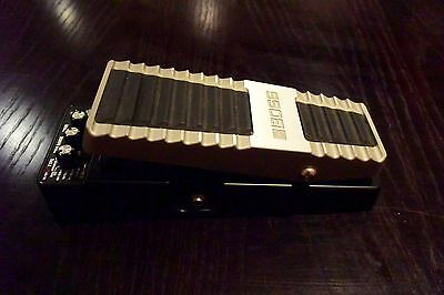 Boss PW-10 Wah guitar effects pedal as new in box
