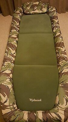 Wychwood Carp Fishing Tactical Flatbed Bed Bedchair - standard size
