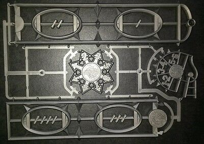 Games Workshop: Blood Bowl New 2016 Plastic Ruler and Templates