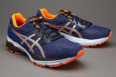Asics Gel Pulse 7 Mens Neutral Cushion Running Fitness Gym Trainers Shoes Sizes
