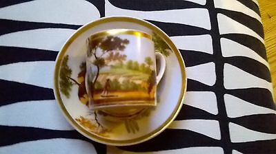 Antique continental ? French ? Darte Freres ? cup and saucer