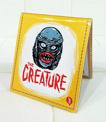 CREATURE - WOLFMAN WALLET • Mani-Yack Monster • Custom/Bespoke