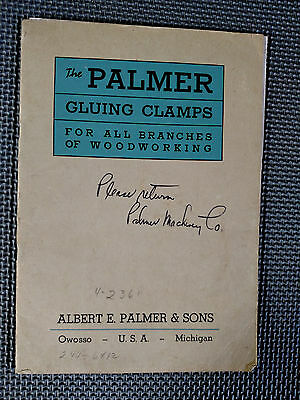 Palmer Gluing Clamps