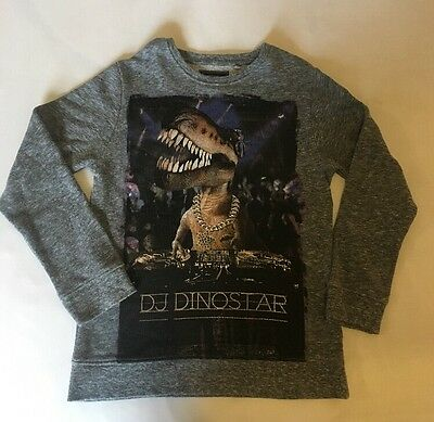 Boys Grey Sweater From Next. Size 8 Years
