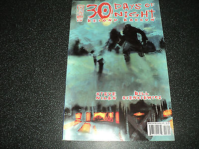 30 Days of Night Beyond Barrow Issue 3