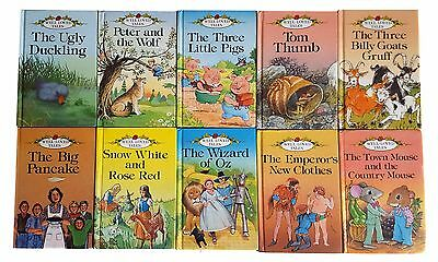 Ladybird Well Loved Tales Hardback Book Collection - Wizard of Oz - Tom Thumb