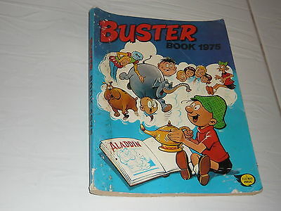 1975 Buster Comic Book Annual Penny Pincher Faceache Kids of Stalag 41 Bob a Job