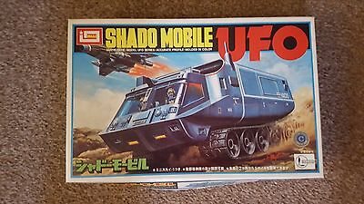 UFO SHADO MOBILE with Sky 1 Model Kit From Gerry Andersons UFO 60s TV Series