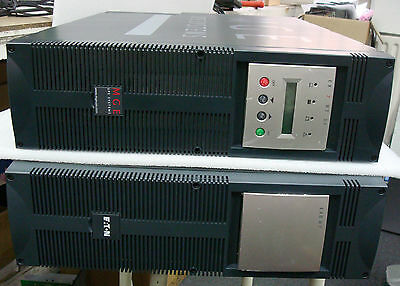 MGE Comet EX7 RT3:1 Power Module 7KVA UPS & EX RT EXB7 Battery Pack