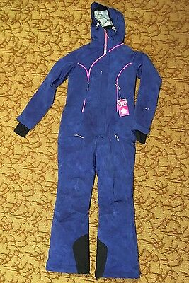 Women ski suit all-in-one Size 8