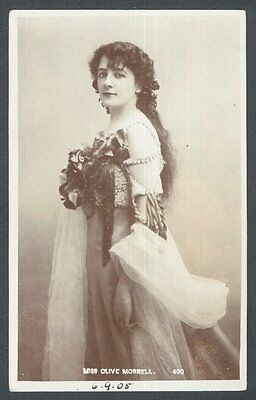 Miss Olive Morrell