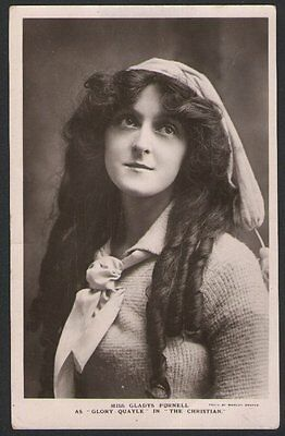 Miss Gladys Purnell as Glory Quayle in The Christian