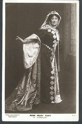 Miss Mary Raby in Cymbeline
