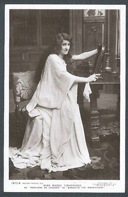 Miss Madge Titheradge as Roxaline de Laveden in Bardely's The Magnificent