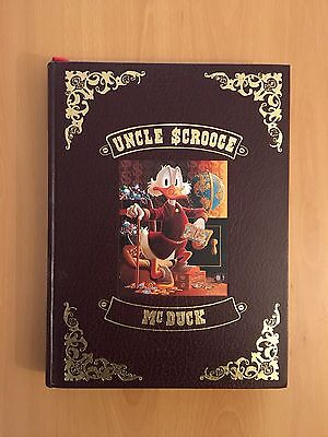 UNCLE SCROOGE McDUCK HIS LIFE & TIMES, Carl Barks, Signed Litho  (#06)