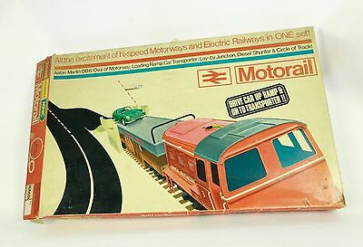 RARE TRIANG MINIC Motorways and Railways RMD set Boxed new/old shop stock 1970's