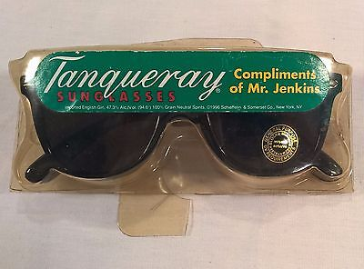 Vintage Tanqueray Sunglasses