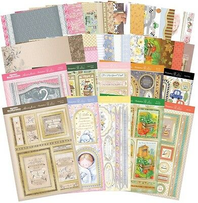 Hunkydory ~ SPECIAL CELEBRATIONS Luxury Card Collection ~ 30 Sheets