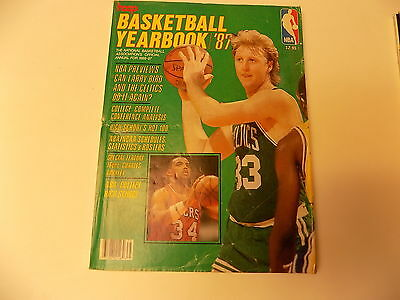 Basketball Yearbook 1987