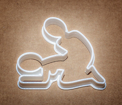 Doing it Doggy cookie cutter Made in the UK 3d printed for adult themed parties