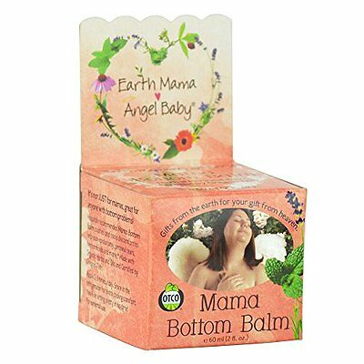 Earth Mama Angel Baby, Mama Bottom Balm, 2 fl oz