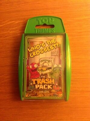 Trash Pack Top Trumps - New and Sealed