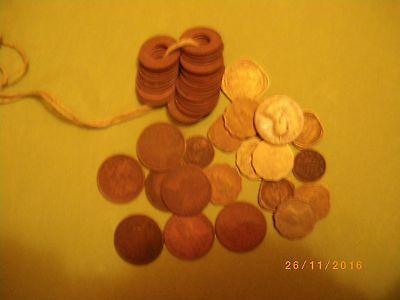 Collection of Old Coins from India