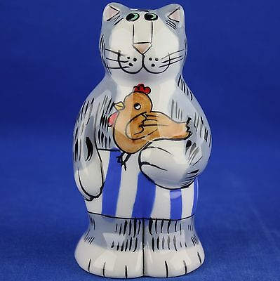 Catzilla Chef Cats Candace Reiter Salt or Pepper Shaker