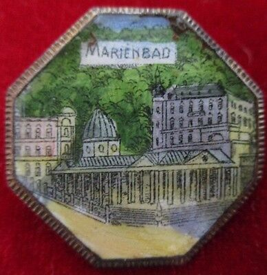 Rare Austria Hungary German Germany Ww1 Soldier Enameled Order Medal Badge