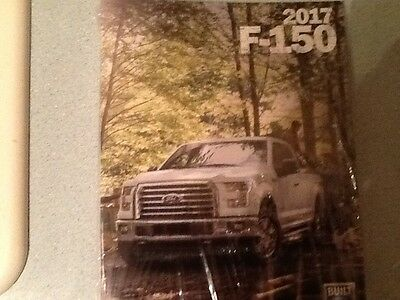 2017 Ford F150 brochure new