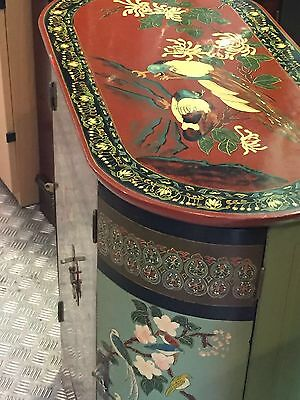 Antique Vietnamese French designed (Oriental Style) Box Cabinet