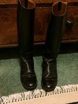Hawkins Leather Riding Boots size 7