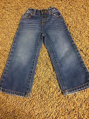 Children's Place Toddler Boys Jeans, Size 3T