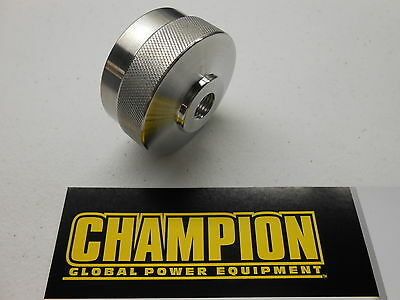 CHAMPION MODEL #73536i 2000W  INVERTER GENERATOR EXTENDED RUN FUEL CAP