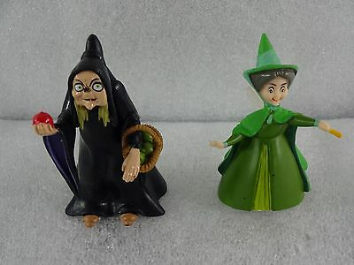 Disney Snow White Evil Queen Witch and other