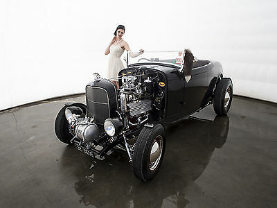 1932 Ford Roadster Highboy - Modified Flathead - Top Resto - Rumble Seat
