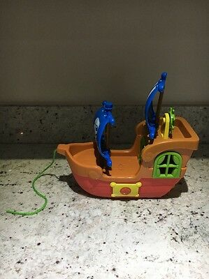 Musical Pirate Ship With Cannon Fire