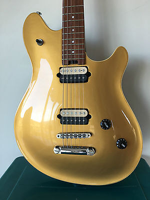 2002 Peavey Wolfgang Guitar with case