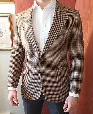 JOHN COLLIER VINTAGE HACKING JACKET 44 shooting / sports /country gent